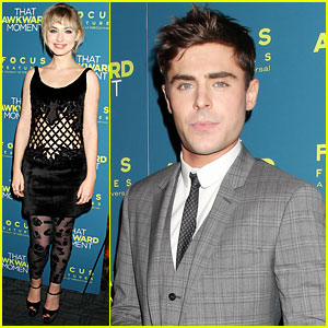 Zac Efron: 'That Awkward Moment' NYC Premiere