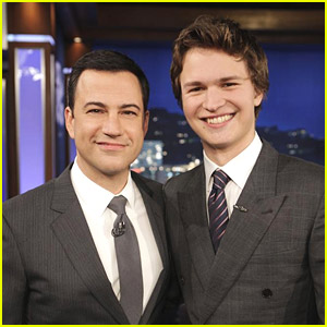 Ansel Elgort Finds Fan on Subway; Gets Snubbed