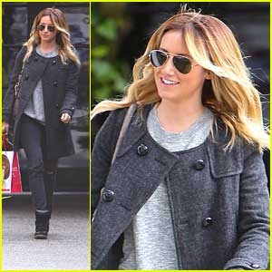 Sometimes, Ashley Tisdale Has A Southern Accent