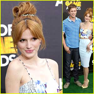 Bella Thorne & Tristan Klier: Hall of Game Awards 2014