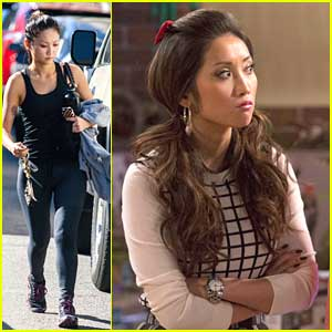 Brenda Song: Brand New 'Dads' This Week!
