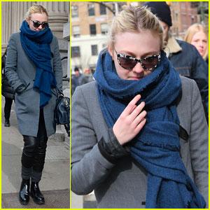 Dakota Fanning: Untitled Roadie Movie Starts Filming in March