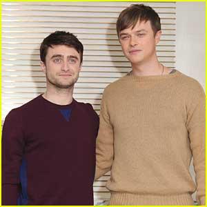 Daniel Radcliffe & Dane DeHaan Team Back Up for 'College Republicans'