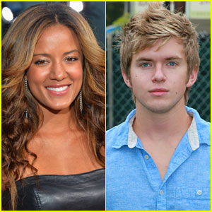 Heather Hemmens & Chris Brochu Join 'The Vampire Diaries'