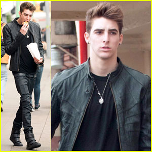 Jackson Guthy: Pre-Tour Recording Session