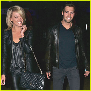 James Maslow & Peta Murgatroyd: SUR Dinner Duo!