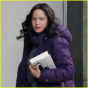 Jennifer Lawrence: 'Mockingjay' Set After Philip Seymour Hoffman's Death