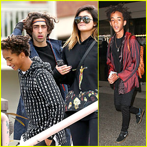 Kylie Jenner & Jaden Smith Use Twitter to Show Love for Each Other!