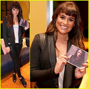 Lea Michele: 'Louder' Album Listening Session