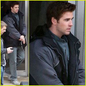 Liam Hemsworth: 'Mockingjay' Filming Continues After Philip Seymour Hoffman's Death