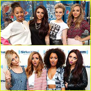 Little Mix Get Silly on Sirius