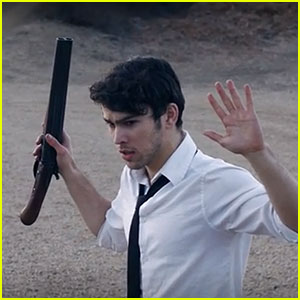 Max Schneider Dances with Prisoners in New 'Mug Shot' Music Video - Watch Now!