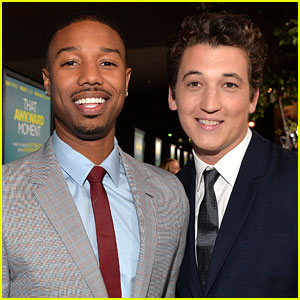 Michael B. Jordan & Miles Teller Both Offered 'Fantastic Four' Roles!