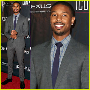 Michael B. Jordan: Power 50 Pre-Oscar Dinner
