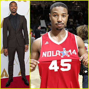 Michael B. Jordan: Scientific & Technical Awards After NBA All-Star Celebrity Game!