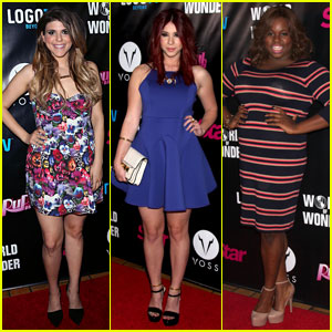 Molly Tarlov & Jillian Rose Reed: 'RuPaul's Drag Race' Premiere Party with Alex Newell