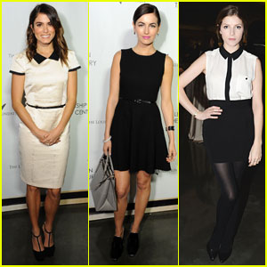 Nikki Reed & Camilla Belle: Dalai Lama Event with Anna Kendrick!