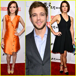 Olivia Cooke & Max Thieriot: 'Bates Motel' Season 2 Premiere Party with Paloma Kwiatkowski