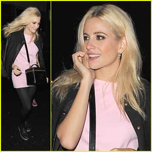 Pixie Lott Sings 'Nasty' With The Vamps - Watch The Vid!