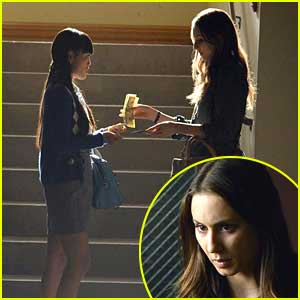Troian Bellisario: Sleep Deprived on 'Pretty Little Liars' Tonight