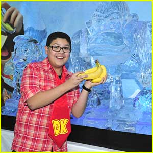 Rico Rodriguez Goes Bananas Over Donkey Kong Tropical Freeze