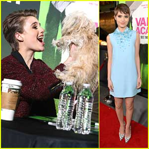Sami Gayle: 'Vampire Academy' Premiere & Fan Event Pics!