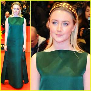 Saoirse Ronan: 'The Grand Budapest Hotel' Premiere in Berlin!