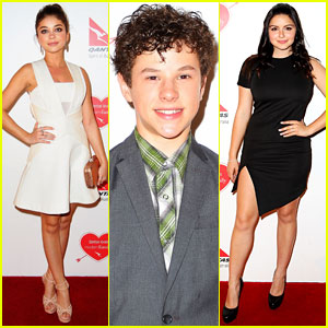 Sarah Hyland & Ariel Winter: 'Modern Family' Sydney Media Call