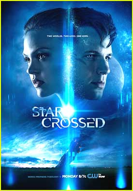 New 'Star-Crossed' Poster; Watch Premiere on Monday!