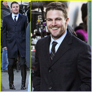 Stephen Amell: Are Oliver & Sara Getting Back Together on 'Arrow'?