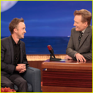 Tom Felton Gets Mistaken for Breaking Bad's Aaron Paul!