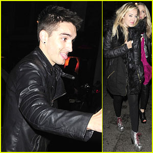 Tom Parker Sticks Tongue Out on Date with Kelsey Hardwick!