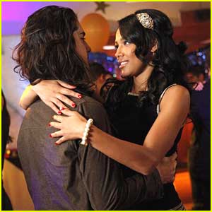 Avan Jogia & Kylie Bunbury: Homecoming on 'Twisted'!