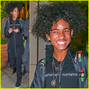 Willow Smith Talks About Why She Turned Down 'Annie' Role