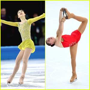 Queen Yuna Kim Leads After Stunning Short Program at Sochi Olympics