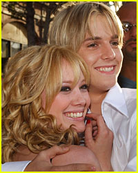 Aaron Carter Wants Ex Hilary Duff Back!