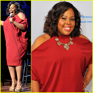 Amber Riley: The Painted Turtle's Starry Evening Performer!