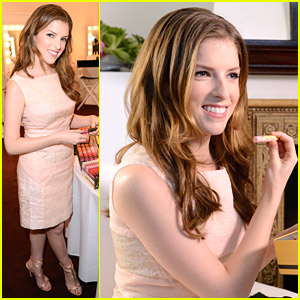 Anna Kendrick Supports Hive With Heart Campaign