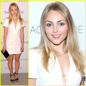 AnnaSophia Robb Is 'Living In Style' with Tiffany & Co.