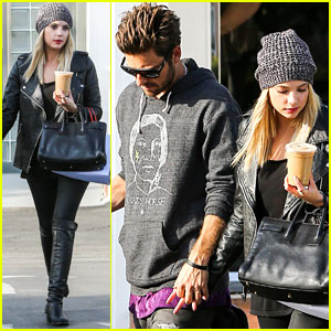 Ashley Benson Holds Hands With Ryan Good!