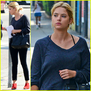 Ashley Benson Nabs MTV Movie Award Nomination with Vanessa Hudgens!