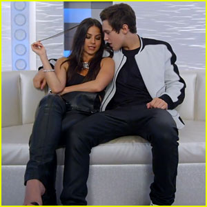 Austin Mahone Gets Cozy with Hot Girl in 'MMM Yeah' Music Video (feat. Pitbull) - Watch Now!