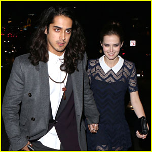 Avan Jogia & Zoey Deutch Make the Chicest Couple!
