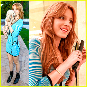 Bella Thorne Speaks Out For World Water Day & Dirty Little Secret Campaign