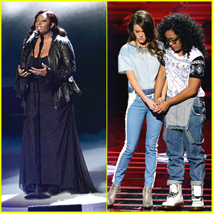 Candice Glover Performs; Kristen O'Connor Sent Home from 'American Idol'