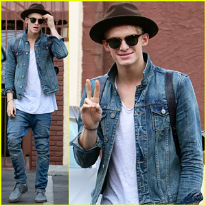 Cody Simpson: 'DWTS' Is Getting Me Into Shape!