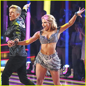 See The Pics From Cody Simpson First Dance on 'Dancing With The Stars'!