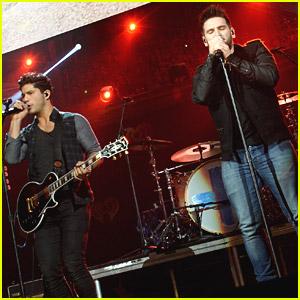 Dan + Shay Play iHeartRadio Country Festival Ahead of Album Drop