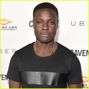 Hunger Games' Dayo Okeniyi Lands Role in 'Terminator'!