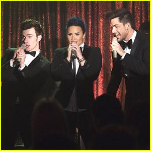 Demi Lovato Returns to 'Glee' Tonight!
